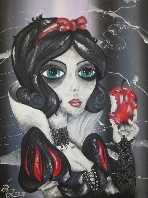 Big Eyes - Dark Princess
